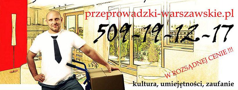 Przeprowadzki Warszawa, transport mebli Warszawa, firma przeprowadzkowa Warszawa