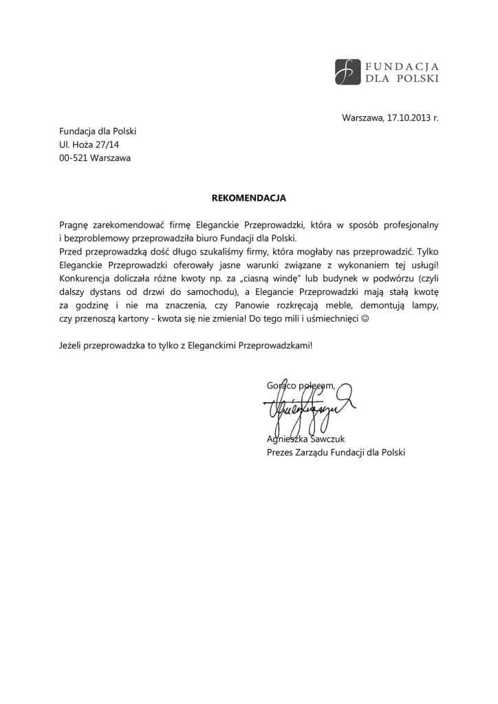 20131017_fundacjadlapolski_referencje